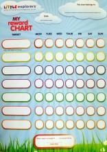 My reward chart