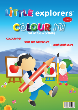 colour it - inside images cover image