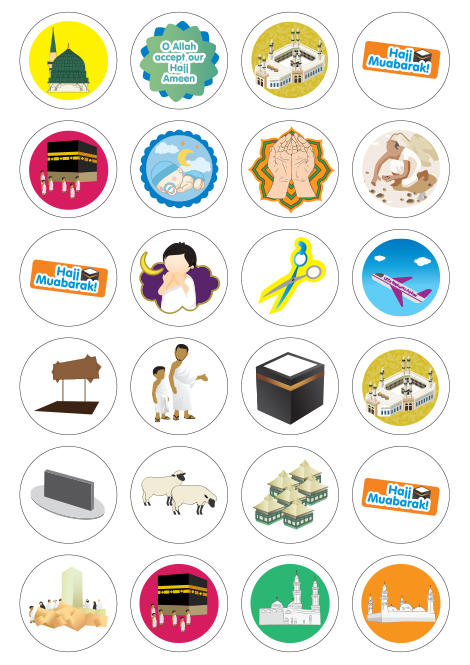 Hajj_Sticker