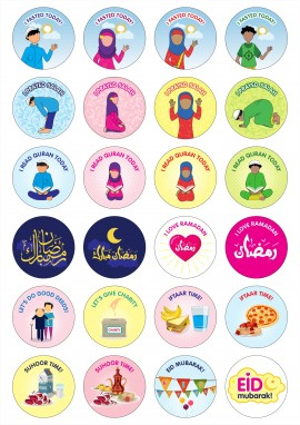 LE Ramadan Stickers-1